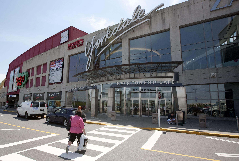 yorkdale mall shooting