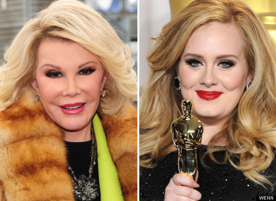 joan rivers adele
