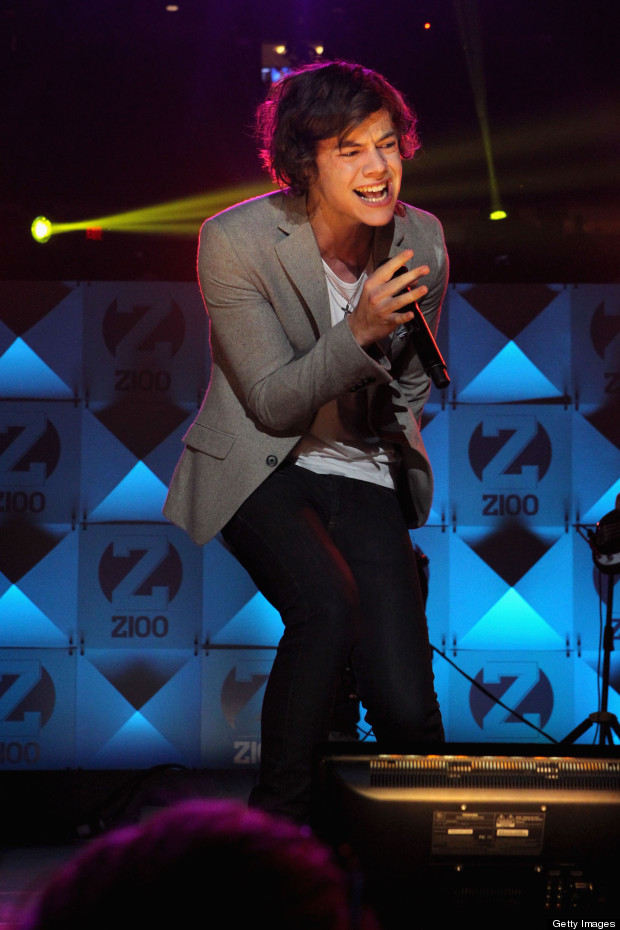 harry styles solo material