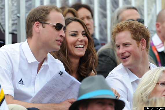 kate middleton princes william and harry