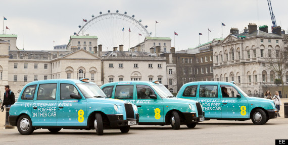 4gee taxis horse guards parade 3