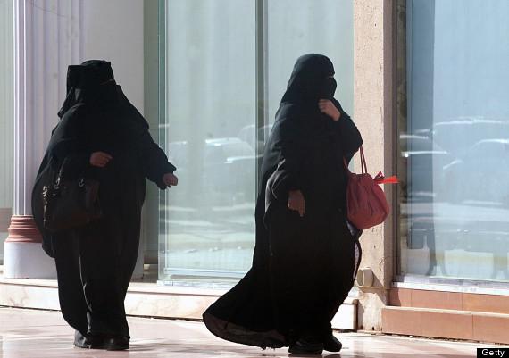 saudi women burkas