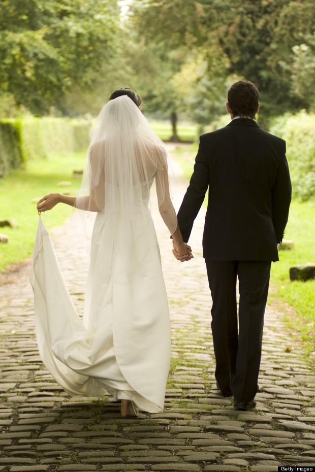 grad wedding four