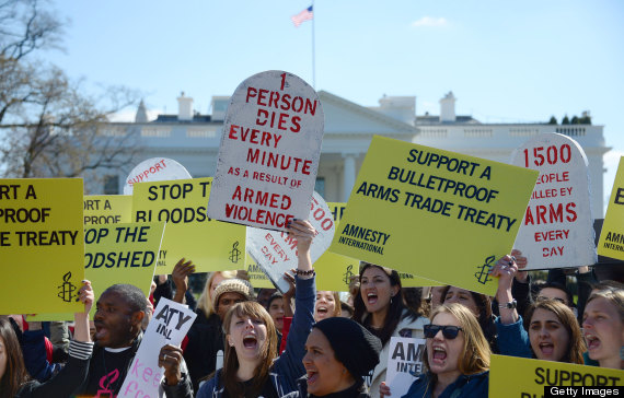 amnesty arms trade treaty