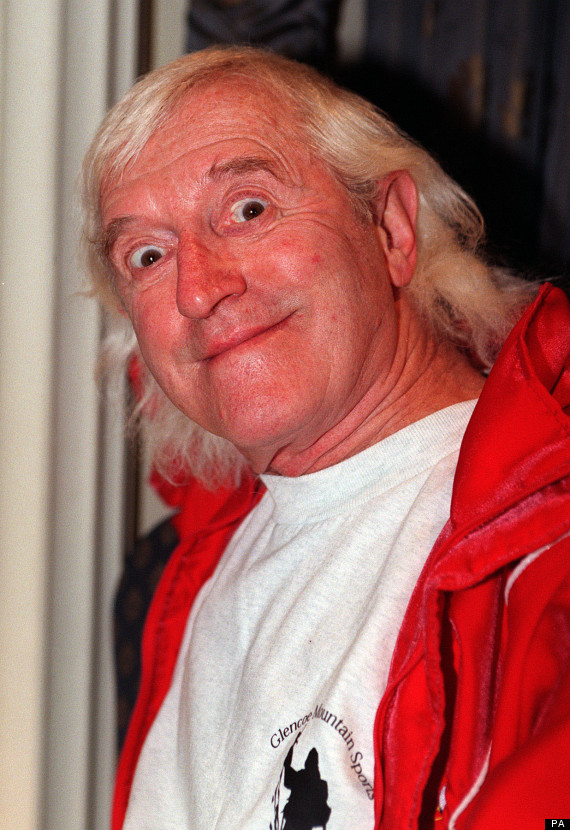 tony hall savile