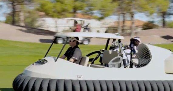 bubba watson hovercraft
