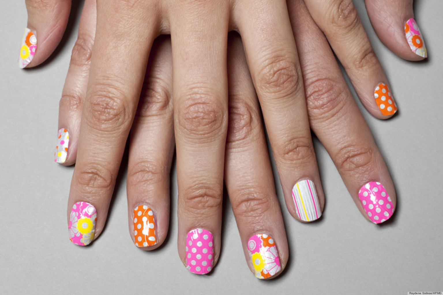 Nail art stickers the dos and donts of application huffpost prinsesfo Choice Image