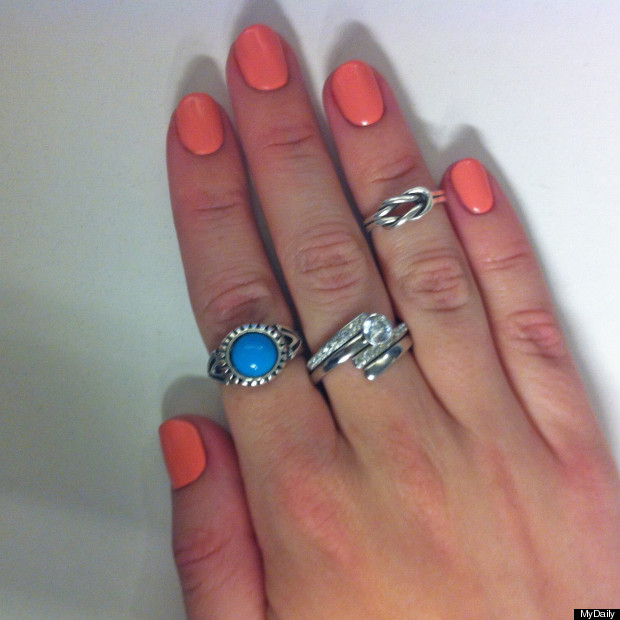 This Week You Should Try The Nails Inc Two Gel Manicure