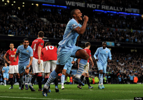 vincent kompany manchester united