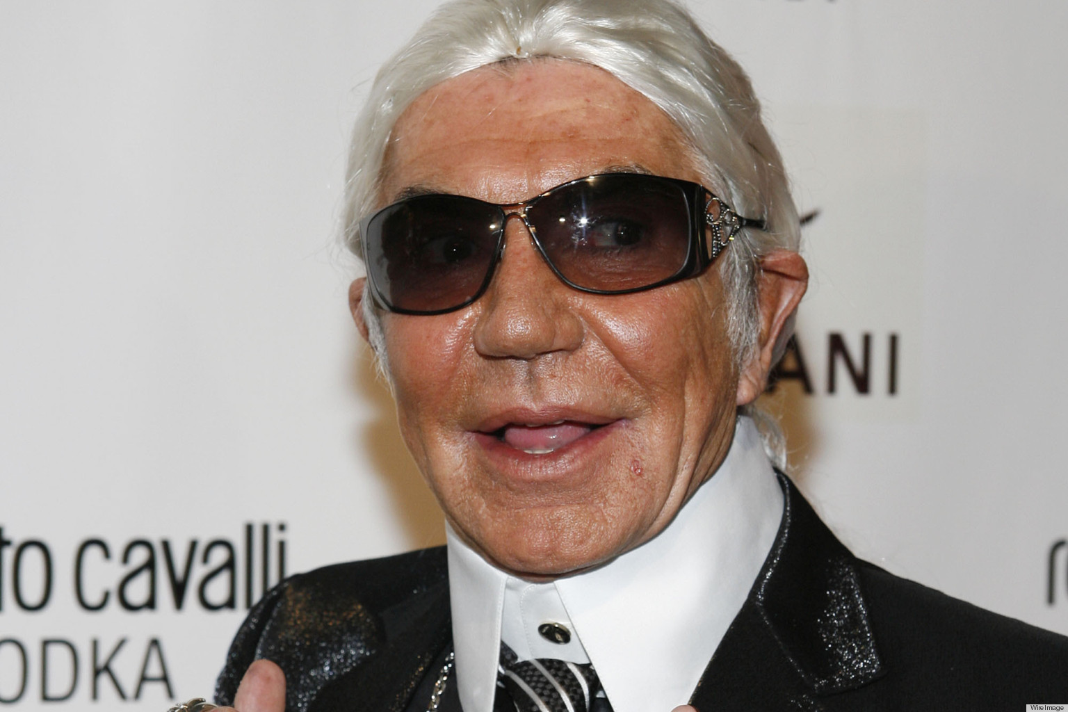 Roberto Cavalli: 'Karl Lagerfeld, He Looks Ridiculous ...
