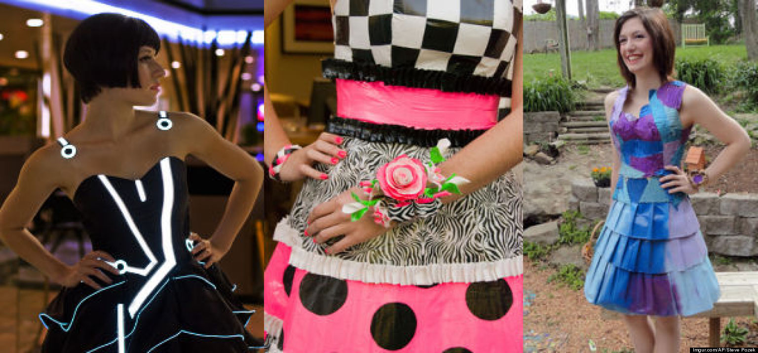 10 Of The Craziest Prom Dresses We've Ever Seen (PHOTOS) | HuffPost