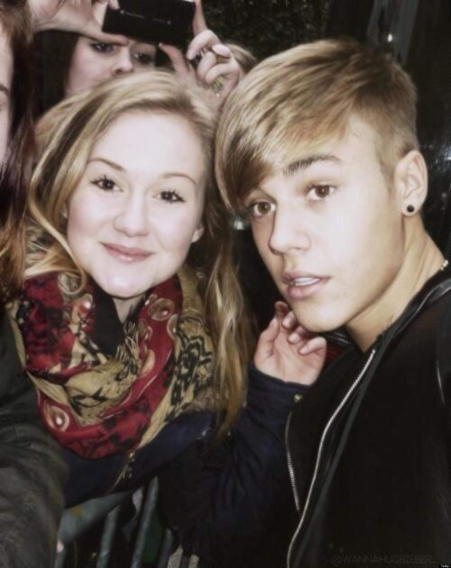 Justin Biebers New Haircut Singer Gets Bangs Rewinds To 2009
