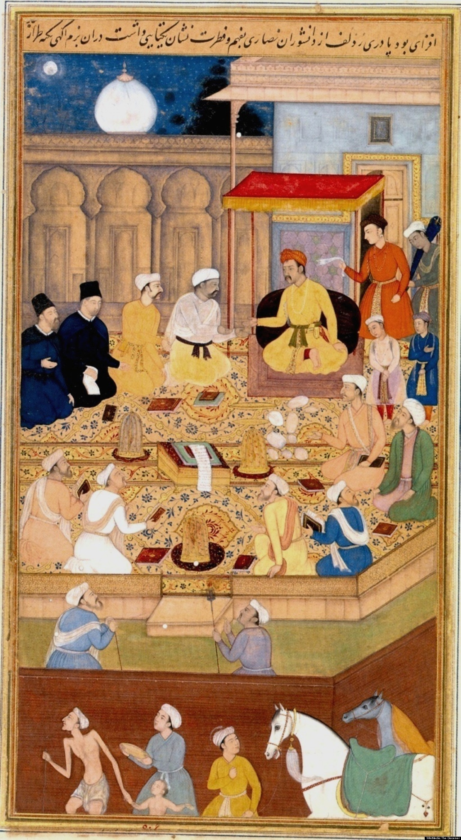 finding tolerance in akbar the philosopher king huffpost