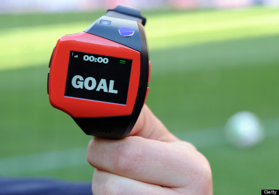 hawk eye goal line technology