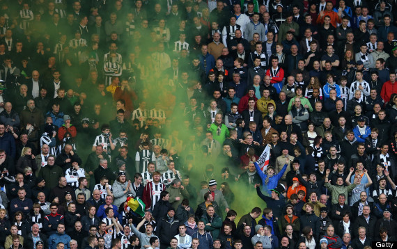 newcastle united fans paolo di canio