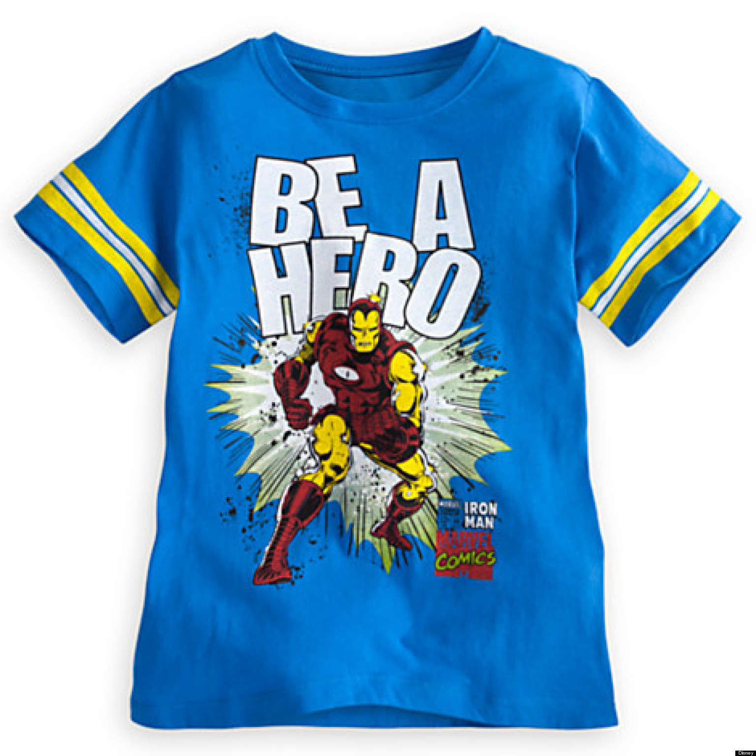 Comic Book Hero Baby Clothes
