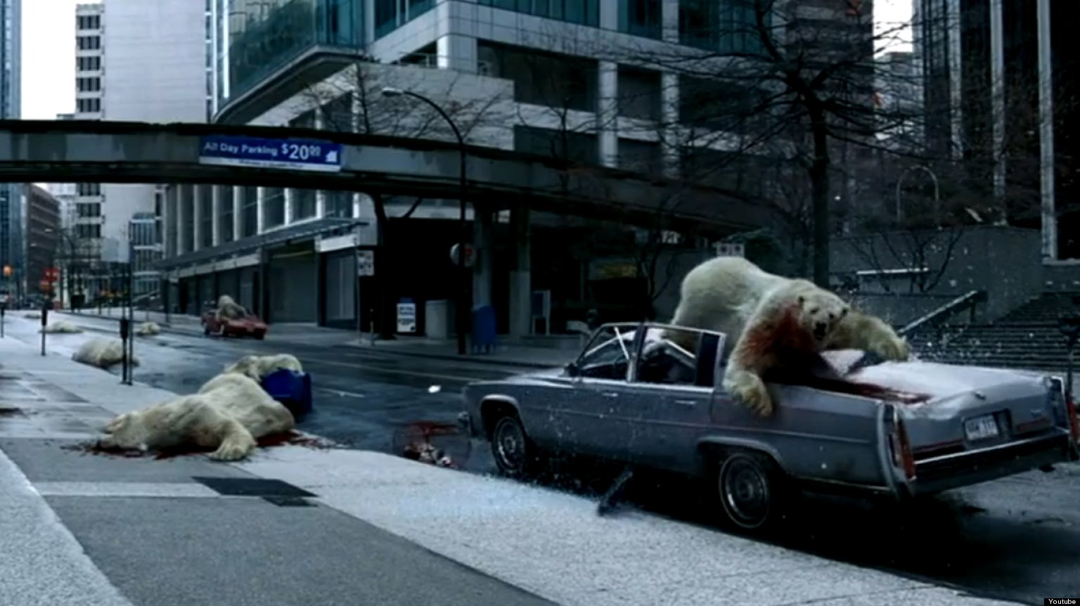 10 controversial environmental ads that will blow your mind video huffpost