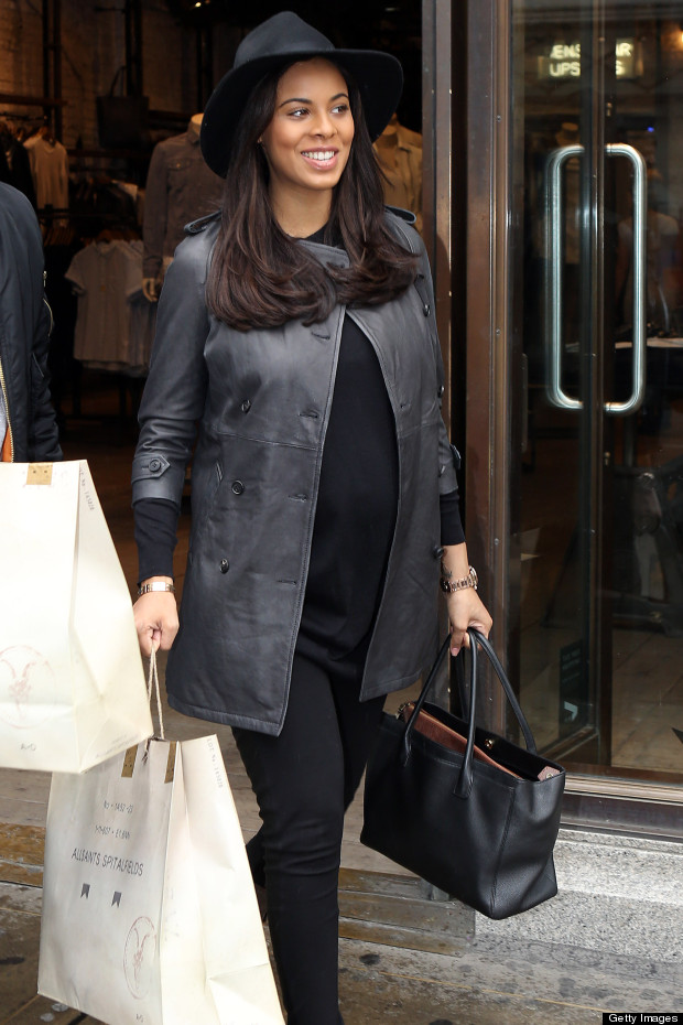 rochelle humes prams