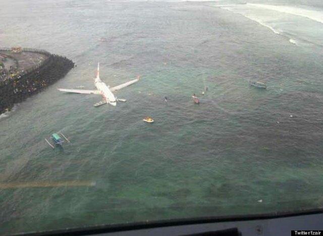 bali jet crash