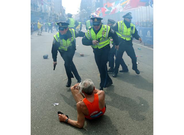 boston explosion coverage