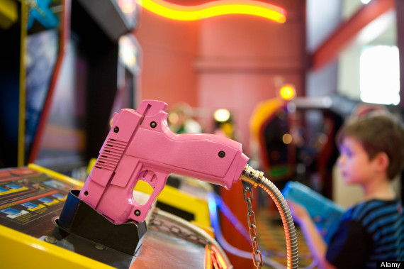 arcade game ban