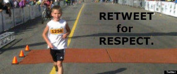 retweet for respect