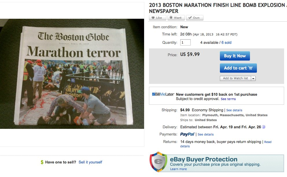 boston marathon ebay 3