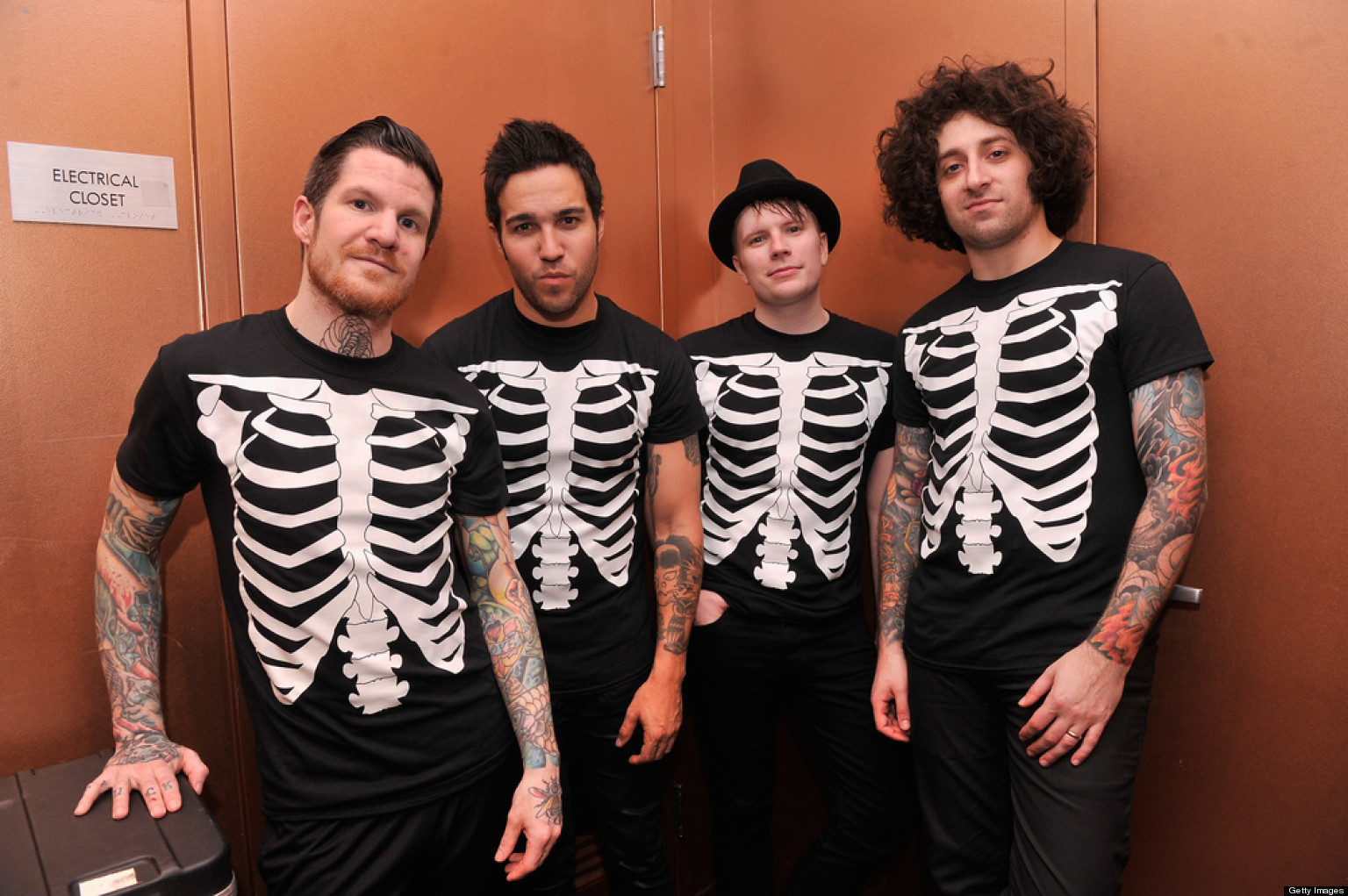 Fall Out Boy Talk Strangest Fan Mail Death Row Last Meals For
