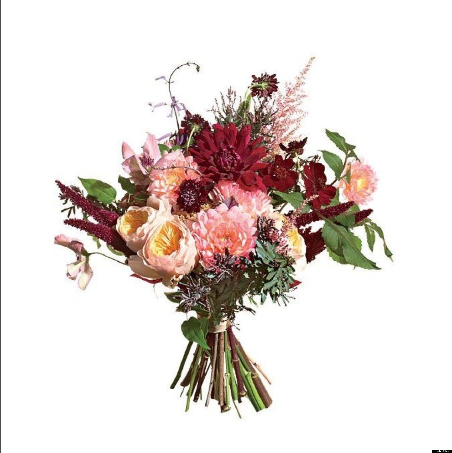 Wedding Bouquet Inspiration By City | HuffPost