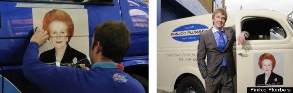 pimlico plumbers thatcher