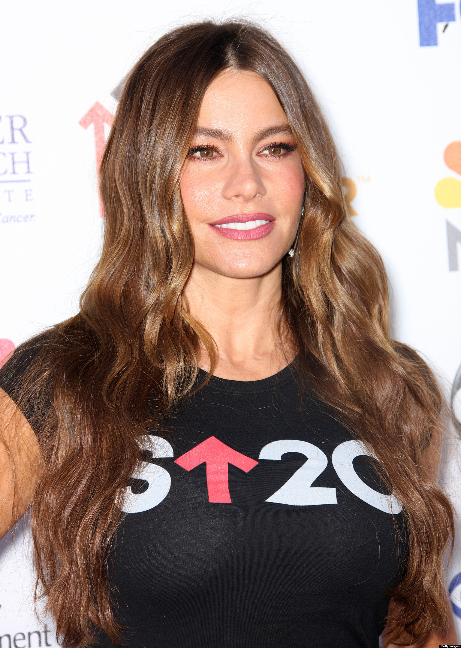 Sofia Vergara Thyroid Cancer Star Talks About Her Hypothyroidism Diagnosis And How It Affects Life Huffpost