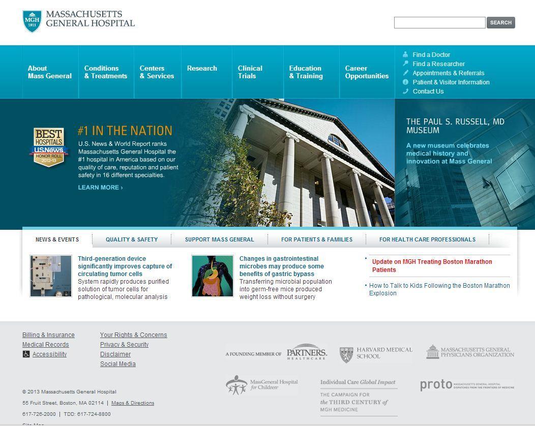 m general hospital