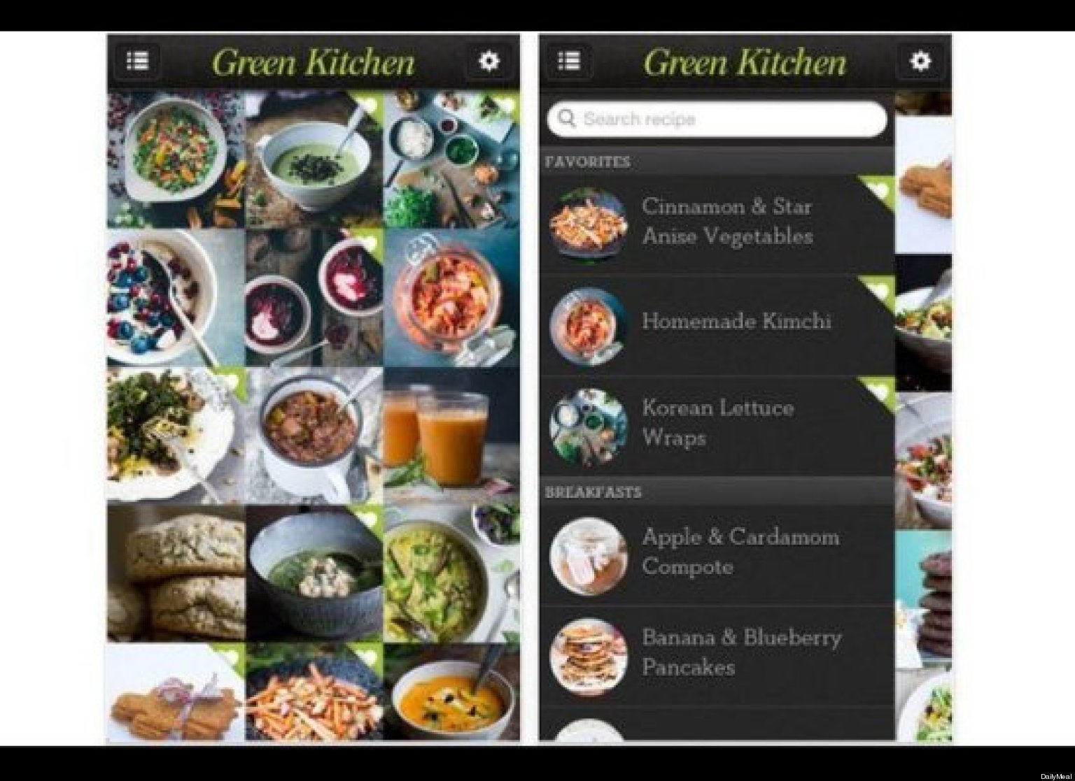 Best cooking apps for your smartphone huffpost forumfinder Images