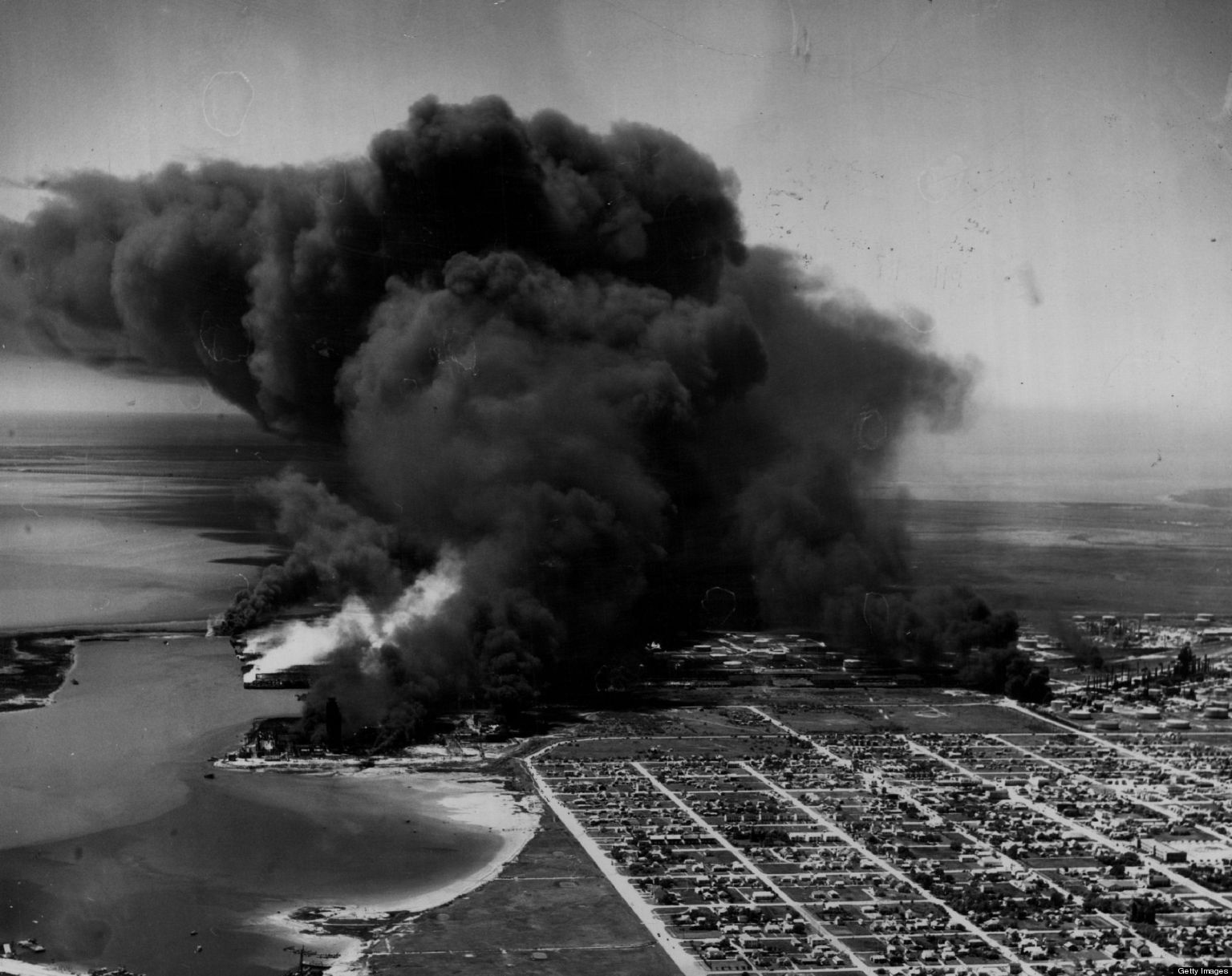 the texas city explosion of 1947