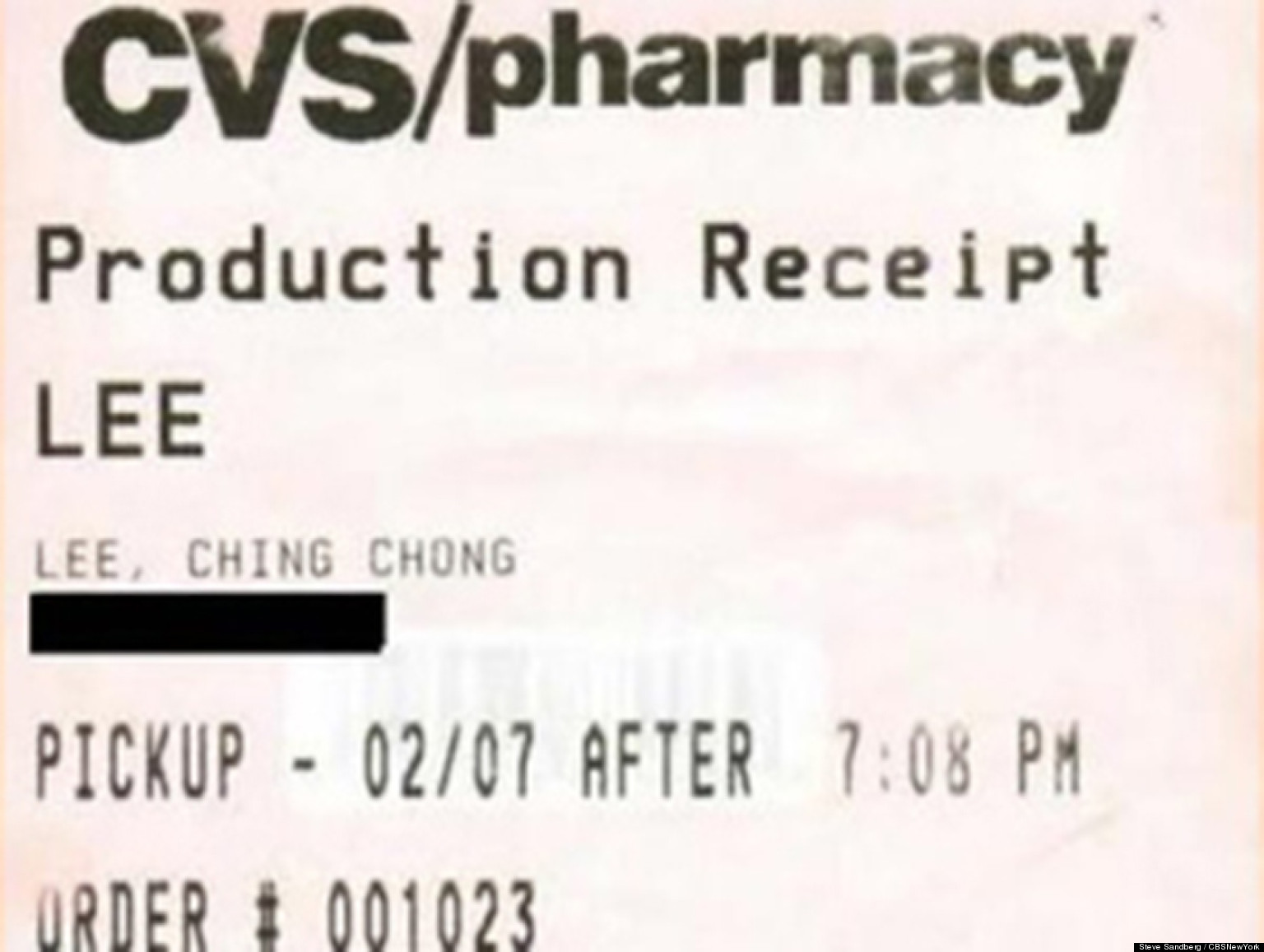 ching chong cvs receipt leads to million dollar lawsuit from