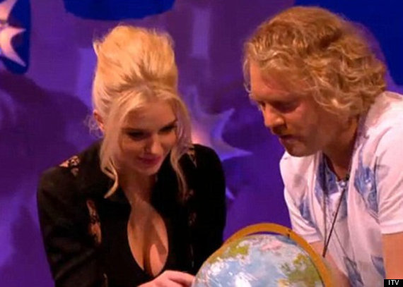 helen flanagan celebrity juice keith lemon