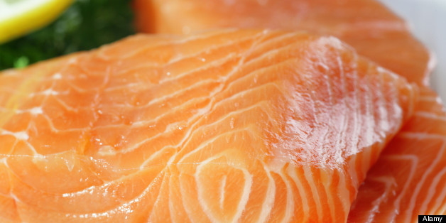 Salmon can protect against depression
