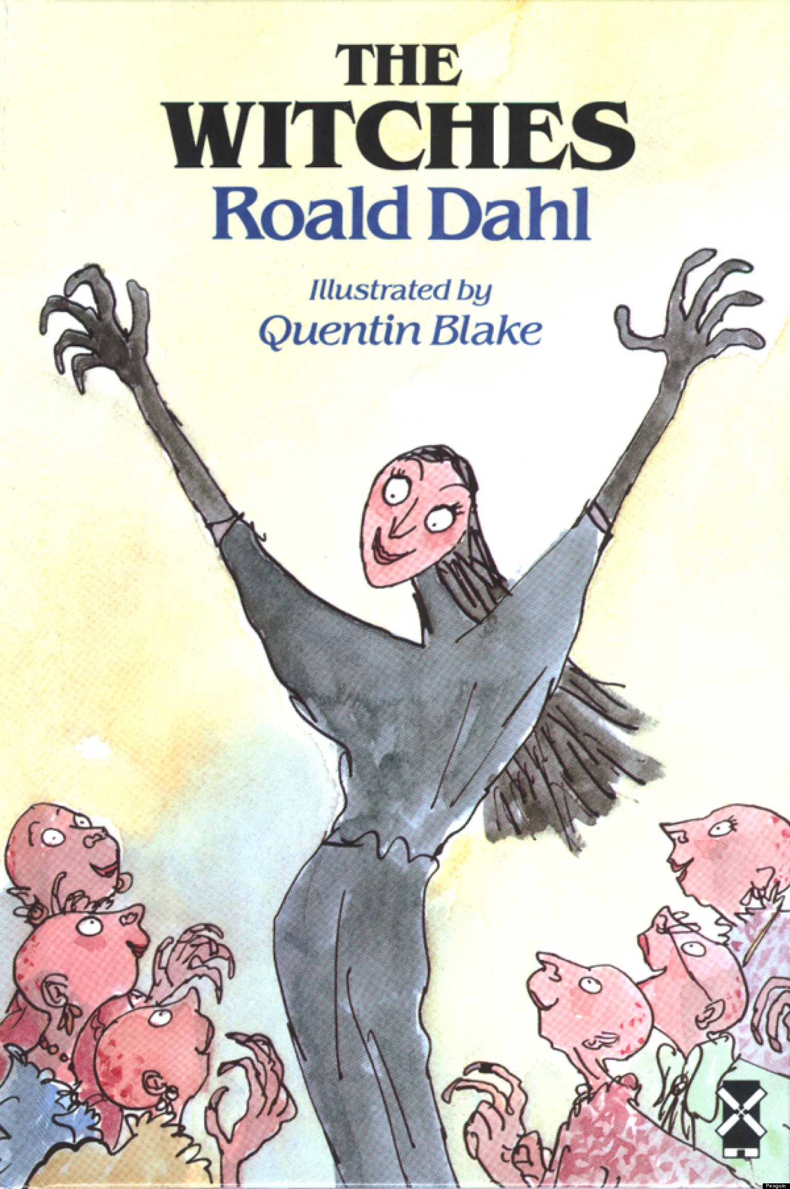 Black Beauty Original Book Cover : What can we learn from roald dahl s the witches huffpost