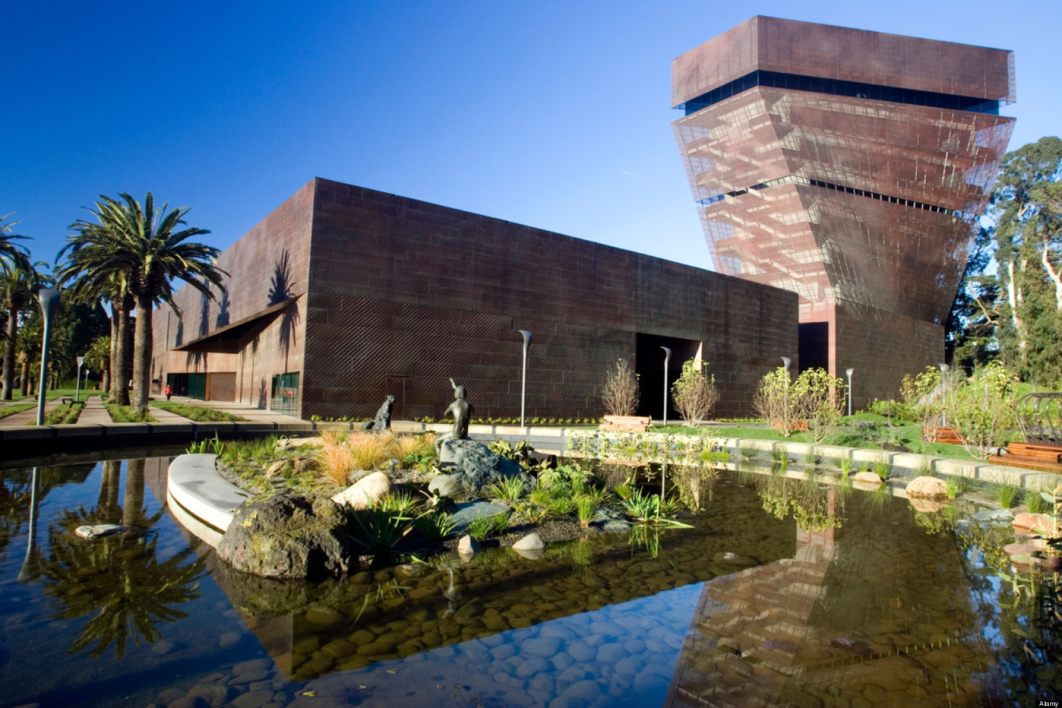 a personal narrative on visiting the de young museum in san francisco