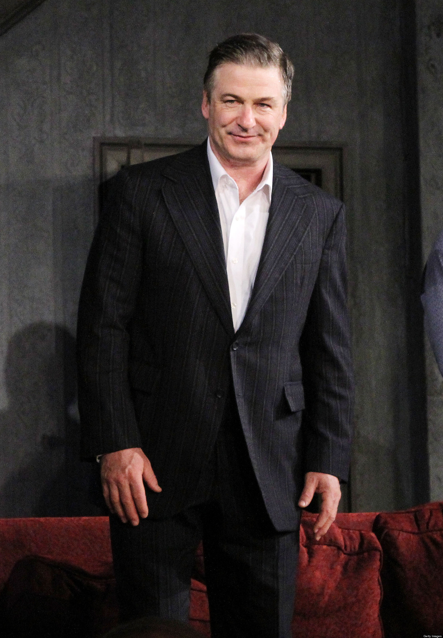 Alec Baldwin on Theatre: 'Everything Matters' | HuffPost