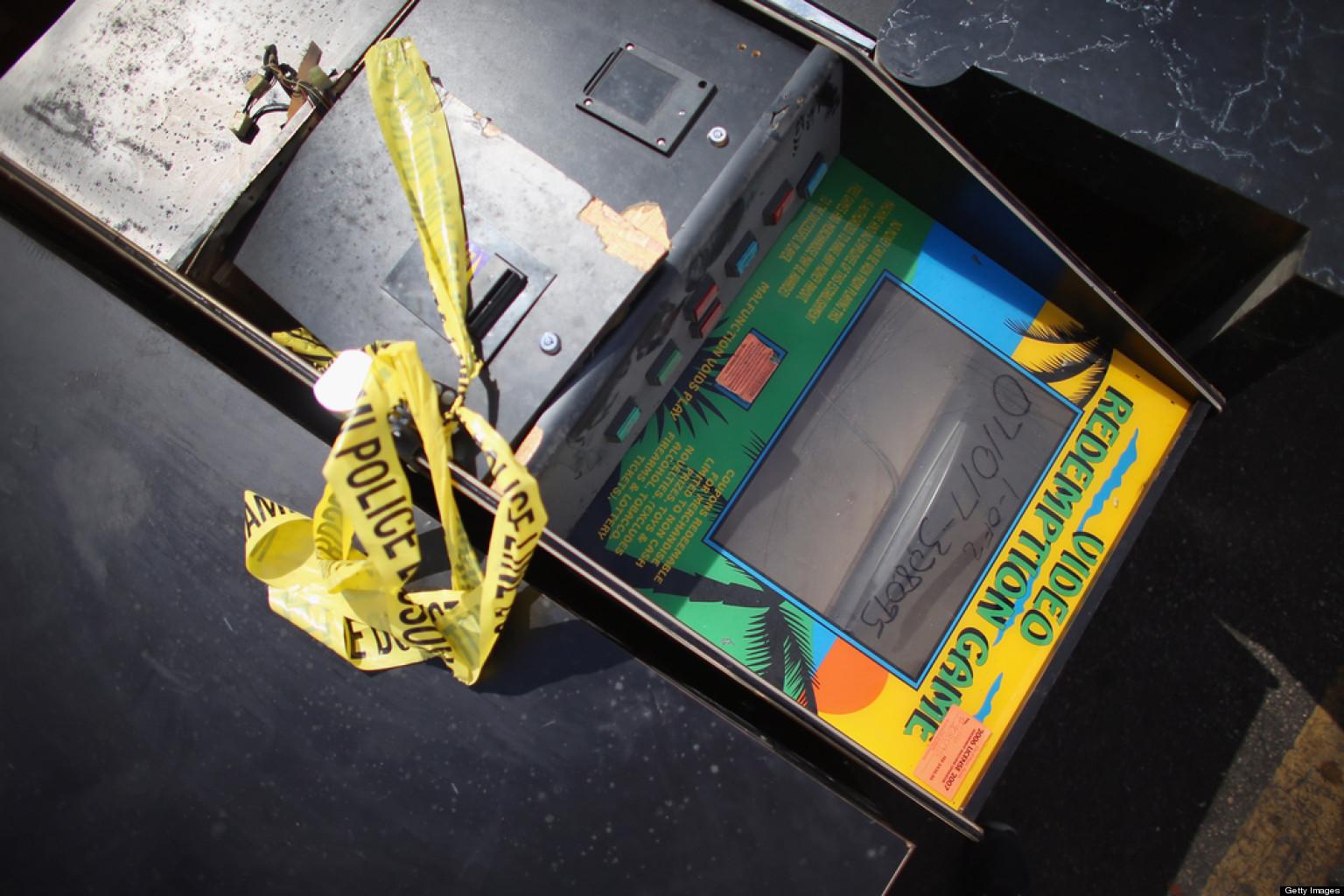 Illegal gambling miami proline ontario gambling