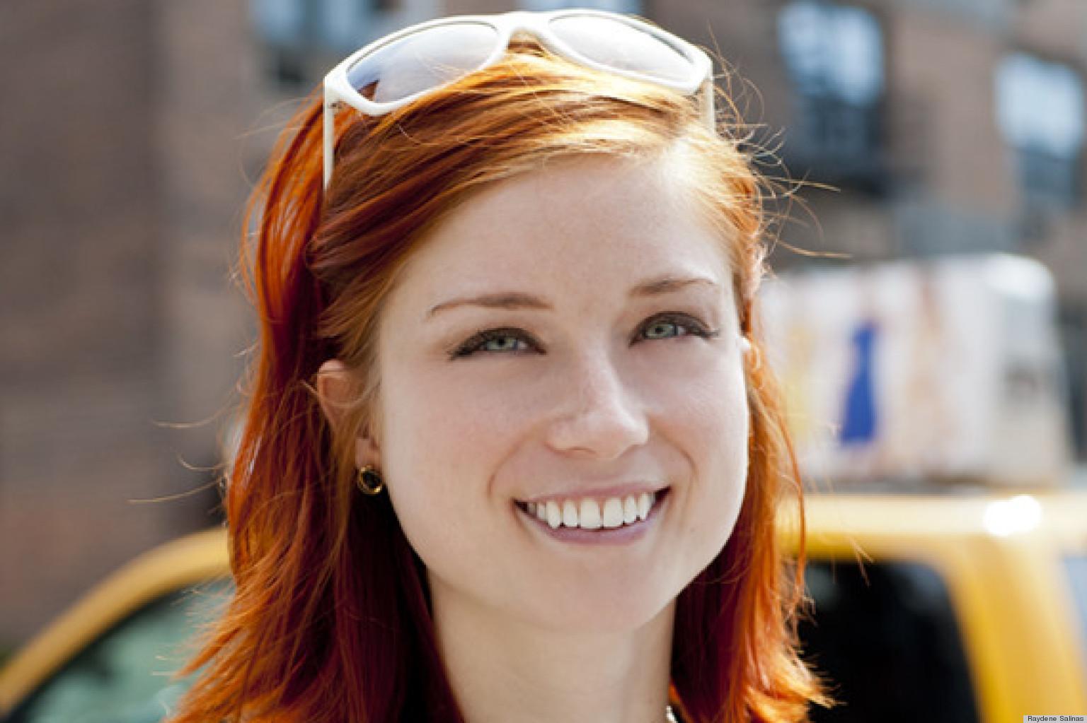 Alexandra Glorioso Nyu Data Analyst Whips Up Homemade Hair Dye