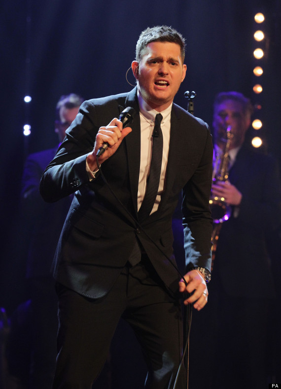michael buble album