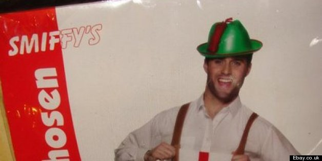 15 of the most cringe-inducing St George's Day fancy dress costumes