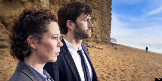 The Broadchurch killer will be revealed tonight