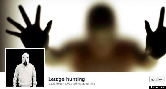 letzgo hunting paedo hunters