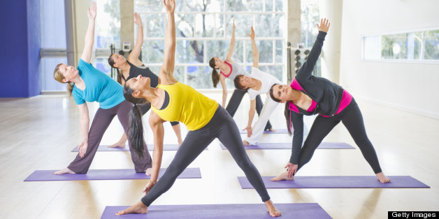 Yoga For Osteoporosis: 8 Poses To Support Bone Health (PHOTOS)
