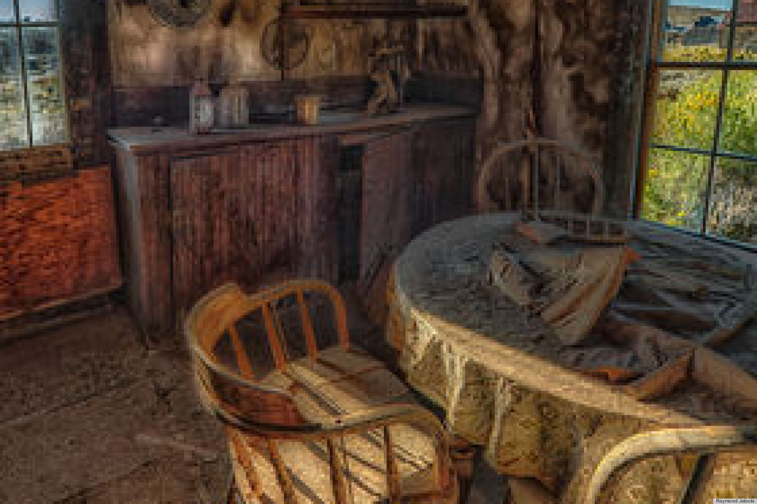 abandoned home in bodie california ghost town gives us