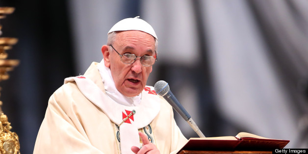 Pope Francis Daily Sermons Low Key And Mostly Private Huffpost