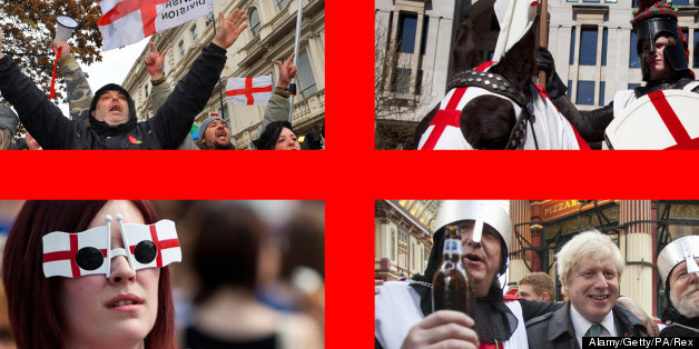 Faces of English nationalism